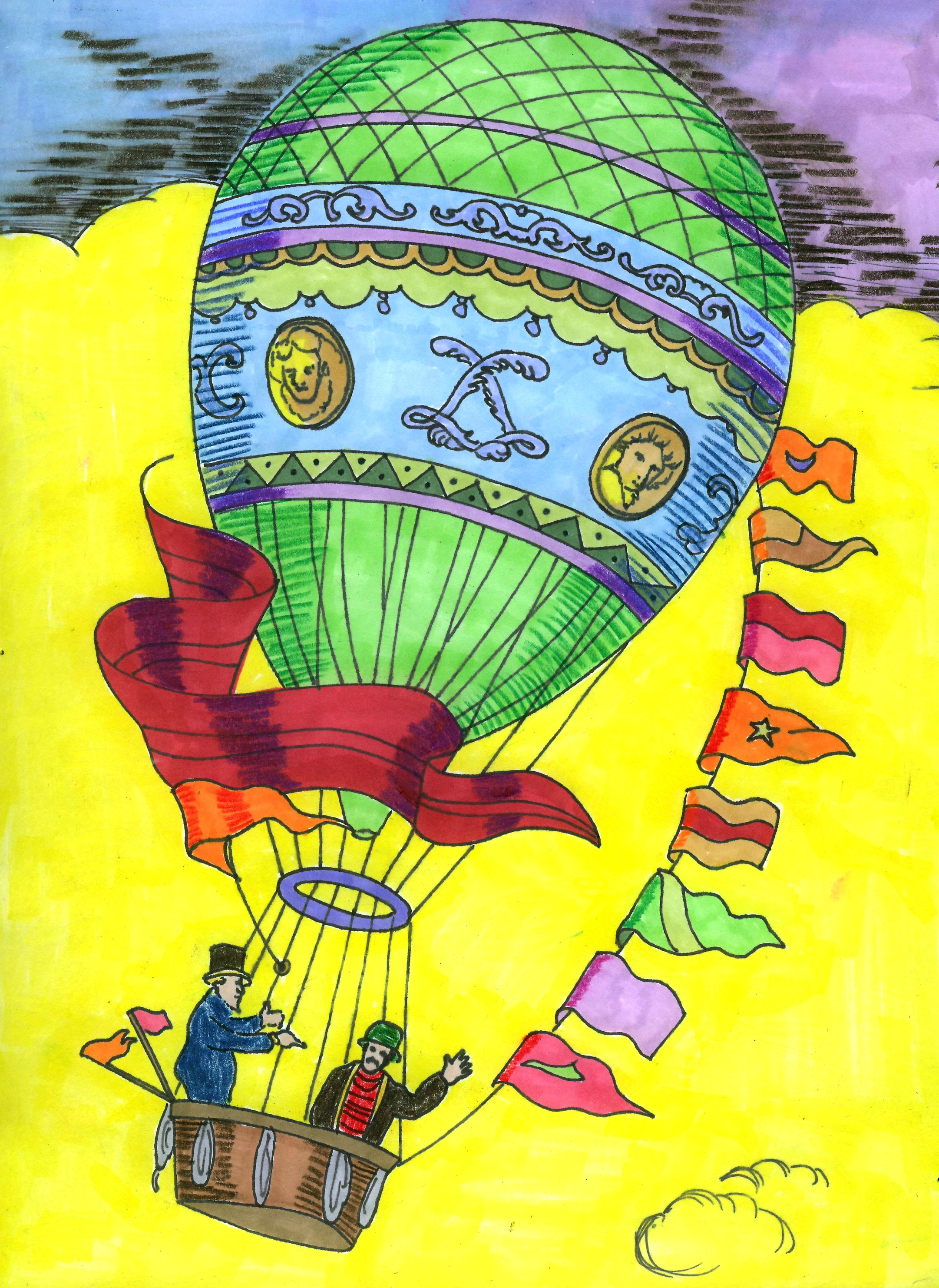 Balloon example 2